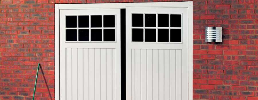 Side Hinged Garage Doors | City Garage Doors Ltd