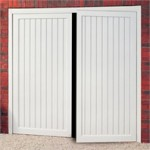 Berkeley Steel Side Hinged Garage Door