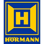 Garage doors by Hormann. Hormann Series 2000 garage doors are assembled at the Hormann factory in Leicestershire UK.