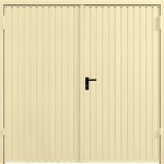 Steel Garage Door Colour Range