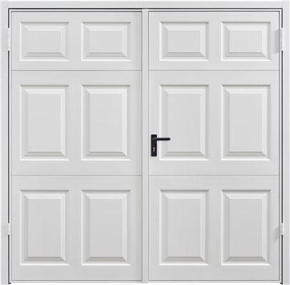 Side Hinged Garage Doors City Garage Doors Ltd