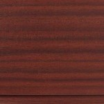 Smoothfoil Rosewood Garage Door Finish