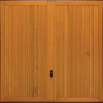 Caxton Timber Garage Doors from City Garage Doors
