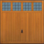 Garage Light Timber Garage Doors from City Garage Doors
