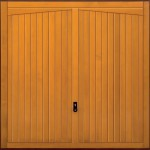 Gatcombe Timber Garage Doors from City Garage Doors