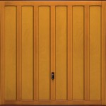 Jacobean Timber Garage Doors from City Garage Doors