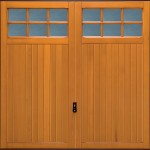 Leicester Timber Garage Doors from City Garage Doors