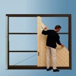 Open for Infill Garage Doors from City Garage Doors