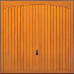 Shepshed Timber Garage Doors from City Garage Doors