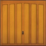 Tudor Timber Garage Doors from City Garage Doors