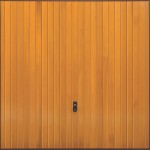 Vertical or Horizontal Timber Garage Doors from City Garage Doors