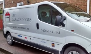 City Garage Doors Van